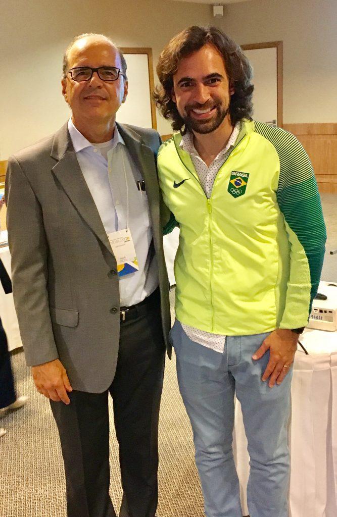 Angelo Frias Neto e Maurício Benvenutti