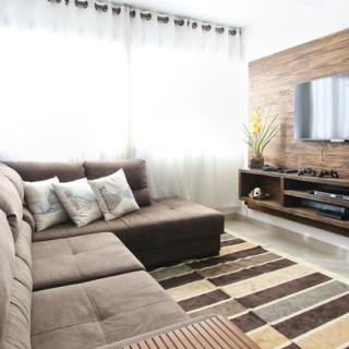 5 dicas para decorar salas pequenas
