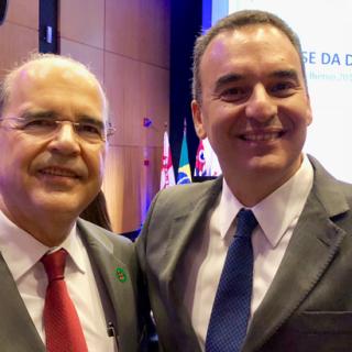 Frias Neto assume segundo mandato na diretoria do Secovi