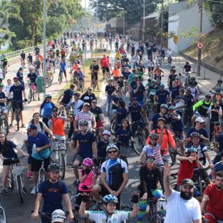 Frias Neto promove o 4o Passeio Ciclístico