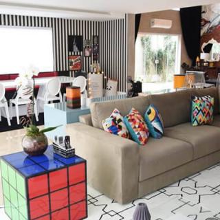Arrase ao inovar a decoração da casa com o Pop Art