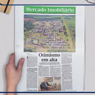 Angelo Frias Neto é destaque na Gazeta de Piracicaba