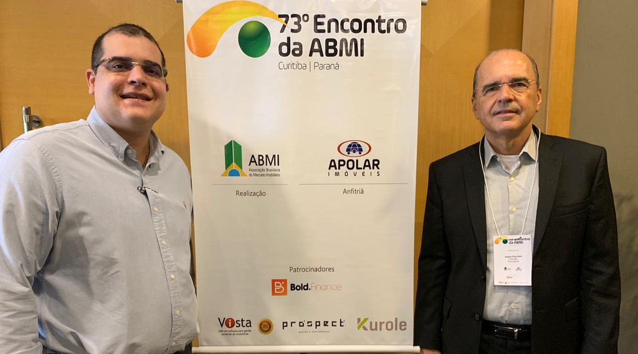 Frias Neto Participa do 73º Encontro da ABMI