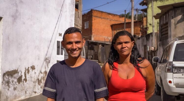 Conheça a família que ganhará um novo lar da Frias Neto em parceria com a Muccap